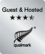 Guest and Hosted 4.5 stars